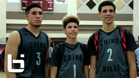 triple double  zo ball leads chino hills