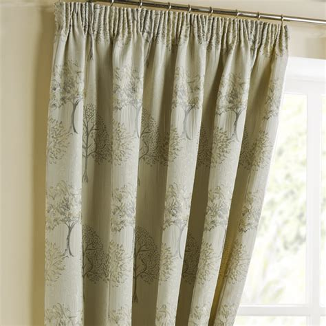 pencil pleat curtains ready made arden natural pencil pleat luxury ready made curtains