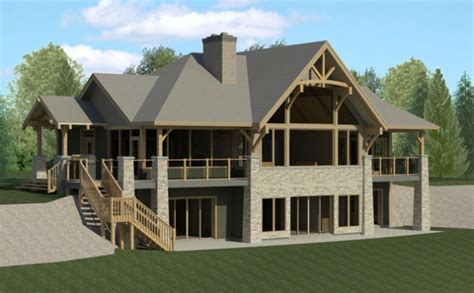 Cottage Engineering by Muskoka Cottage Plans Images Frompo 1