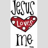 Jesus Love Clipart   ClipArtHut - Free Clipart