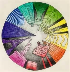 colour ideas best 25 color wheel projects ideas on color