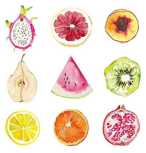 printable fruit poster fruit pictures to print free clipart