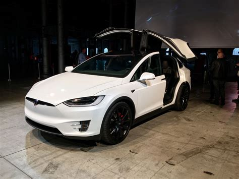 Range Tesla Tesla Model X Range Tesla Model X Makes Australian Debut