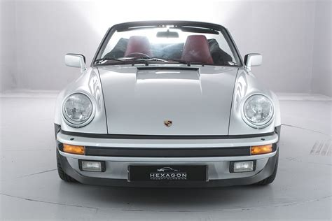 porsche turbo classic 1989 porsche 911 classic 3 3 turbo g50 hexagon