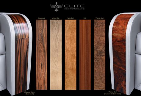 elite home theater seating elite home theater seating product spotlight specialty wood