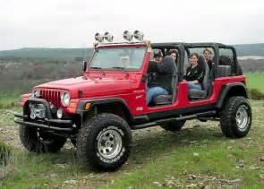 Jeep Tj Doors Sporty Car Jeep Wrangler 4 Door