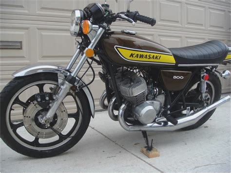 Kawasaki Mach 3 For Sale by 1975 Kawasaki H1 500 Mach Iii Classic Sport Bikes For Sale