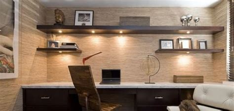 wallpaper decorating ideas   home office