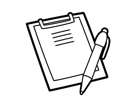 coloring book liner notes note folder coloring page coloringcrew