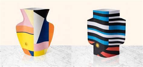 vasi di carta vasi da fiori di carta design lover