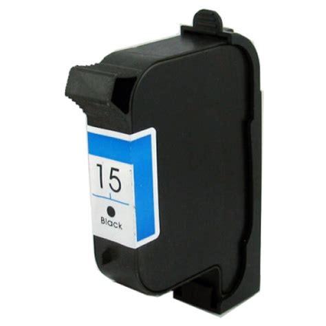 Hp 15 Ink Cartridge Black by Refurbished Hp 15 Black Ink Cartridge C6615an