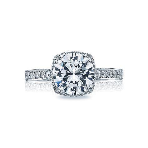 Wedding Rings Tacori by Tacori Engagement Rings Dantela Halo 18k White