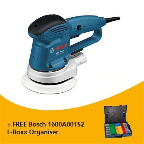 Bosch Gex150ac 150mm Random Orbital Sander 110v