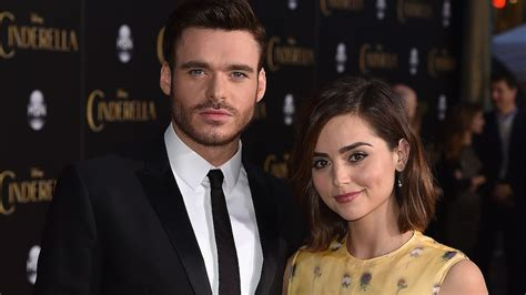 michelle fairley maisie williams look alike doctor who richard madden would love to appear just
