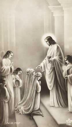 imagenes de jesus dando la comunion a presen 231 a de cristo na eucaristia verdadeira real e