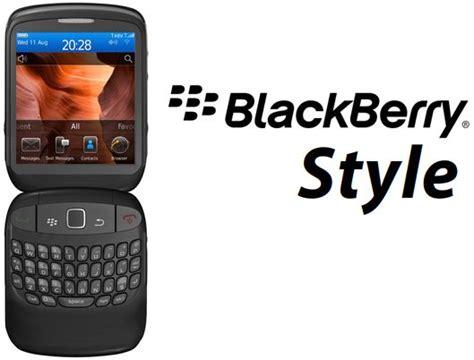 Hp Blackberry Style 9670 Terbaru blackberry flip phone soyacincau