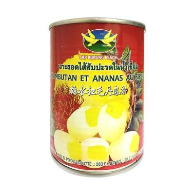 Peace Rambutan Pineapple by Jual Burung Peace Rambutan Pineapple In Syrup Minuman Buah