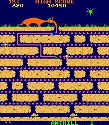 anteater video game wikipedia
