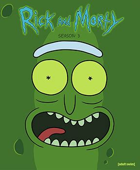 rick and morty (season 3) wikipedia