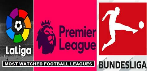 epl viewership top 10 most watched football leagues in the world 2017