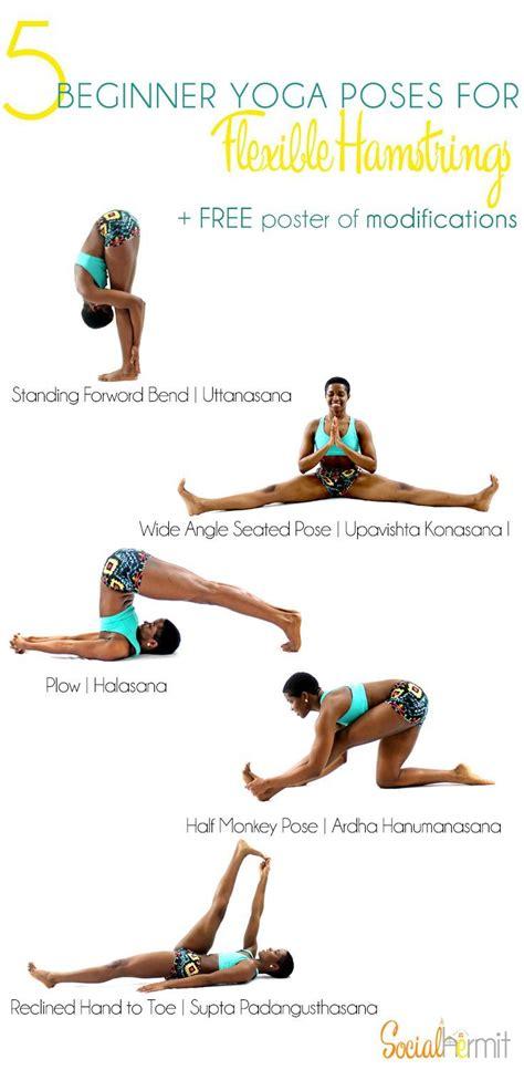 Yoga Stretching Tutorial | best 25 tight hamstrings ideas on pinterest