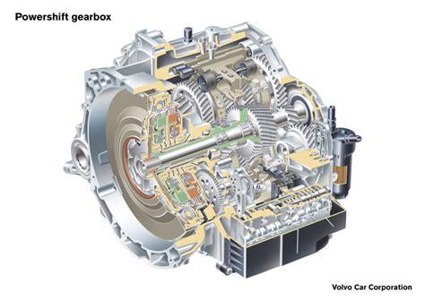 volvo fuehrt doppel kupplungs getriebe ein