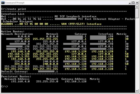 What Is A Routing Table by Split Tunnel Network 171 Miqrogroove
