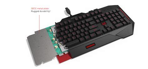 Keyboard Asus Cerberus cerberus keyboard keyboards mice asus malaysia