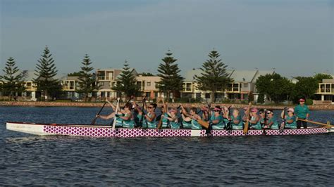 dragon boat newcastle nsw the italian job newcastle dragon boat group prepares for