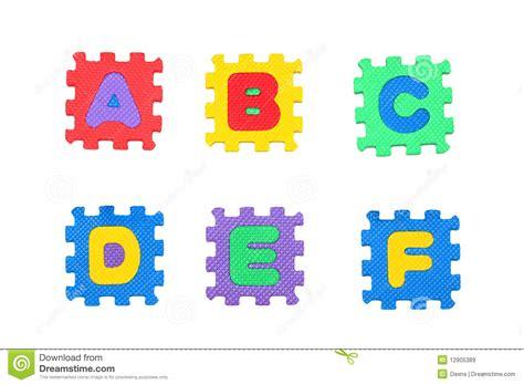 letter a b c d e f stock illustration illustration