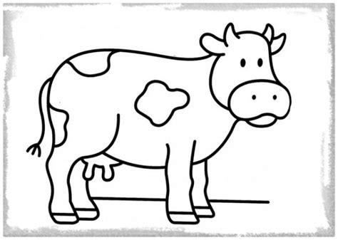 Vaca Para Dibujar | vaca dibujo www pixshark com images galleries with a bite