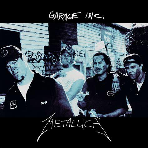 Garage Inc Garage Inc Metallica Listen And Discover At