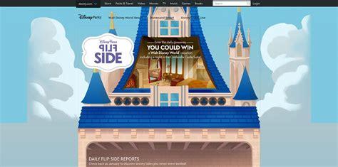 Disney January Sweepstakes - disney flip side sweepstakes disneyflipside com