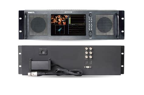 m 1071a rack mount audio lcd monitor