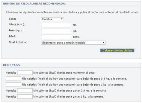 calculo calorias alimentos c 243 mo calcular las calor 237 as que consumes con estas webs y