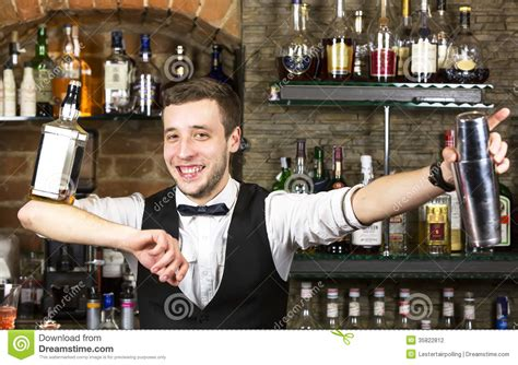 bartender photography bartender stock photo image of counter business clear