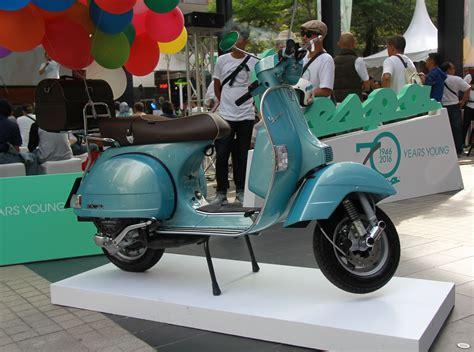 Cc Olay Di Malaysia galeri vespa px150 edisi ulang tahun ke 70 enjin dua