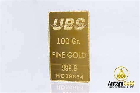 Logam Mulia 5 Gr Ubs Berkualitas harga emas antam 25 gr harga 11