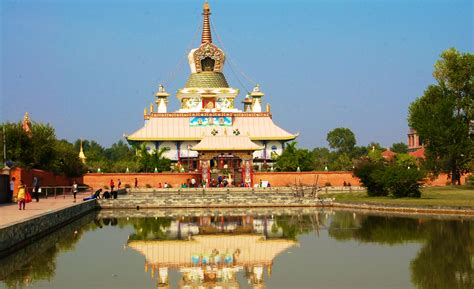 The Place Buddhist Destinations In India Vardhman Vacations