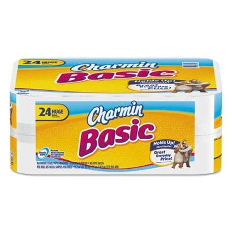 toilet paper 24 pack price charmin basic big roll 24 pack