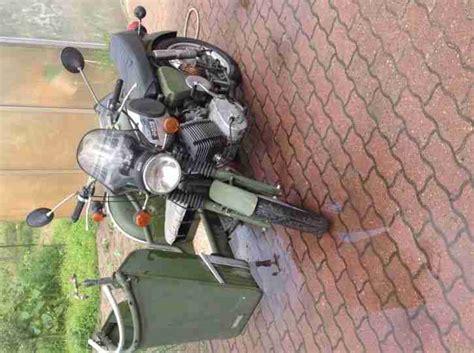 Mz Motorrad Bundeswehr by Mz Ts 250 Ehem Bundeswehr Bestes Angebot Simson