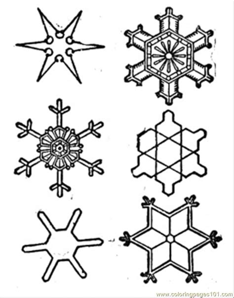 small snowflake coloring page snowflakes coloring pages printable az coloring pages