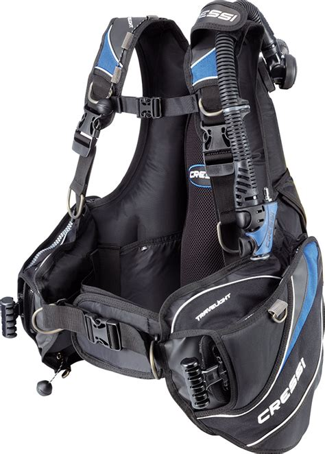 cressi travel light lady cressi sub travel light bcd divers warehouse