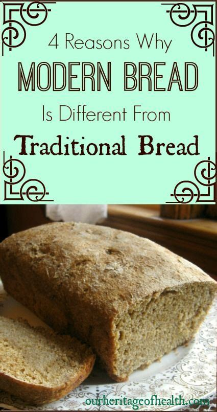 4 Reasons You Chapped And 4 Ways To Stop It by 4 Ways Modern Bread Is Different From Traditional Bread