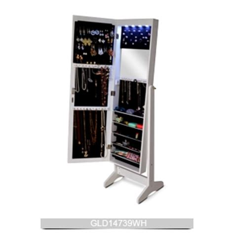 length mirror with storage and lights length dressing mirror with storage cabinet for