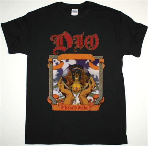 Dio 3 T Shirt dio sacred best rock t shirts