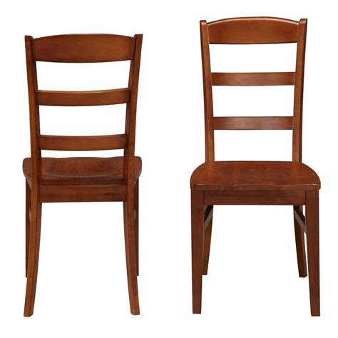 ladder back dining room chairs simple rectangle wood dining room table set with four