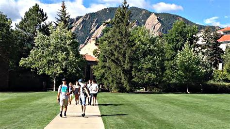 Cost Of Cu Boulder Mba by More Colorado Students Shouldering College Costs As State