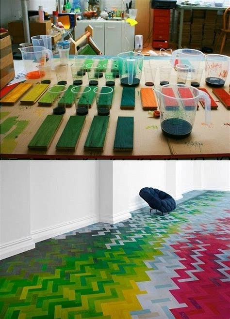 multi color wood floor multi colored hardwood floor design ideas insperation