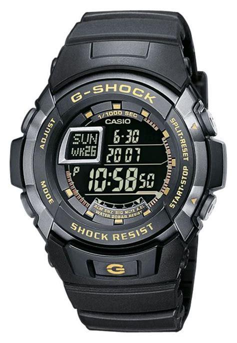Casio Original G Shock G 7710 1 casio g shock uhr g 7710 1er digital schwarz ebay